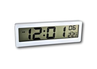 LCD Clock with Thermometer - IC-XC0230