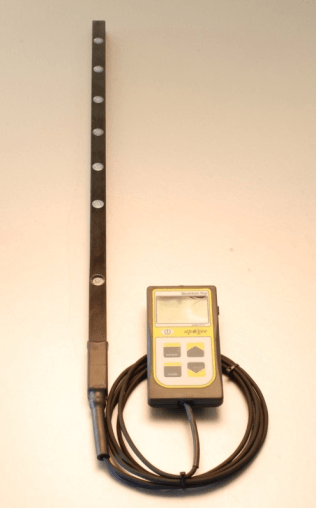 Line Quantum With 6 Sensors And Handheld Meter