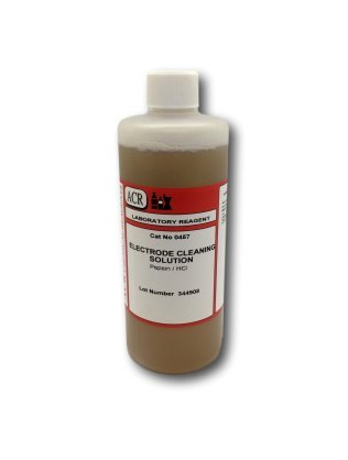MA9016-500 - Electrode Cleaning Solution (500ml bottle)