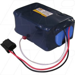 MB520 - Medical battery suitable for Molift AS Power Pack Lifting Battery 1221115