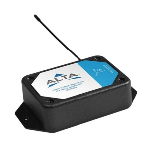Monnit ALTA AA Accelerometer G-Force Max-Avg