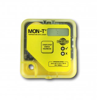 Mon-T2 Temperature Logger with LCD