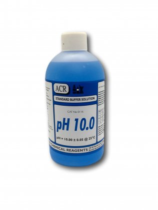 PH10-500 - pH 10,00 Buffer Solution, 500ml