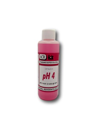 PH4-250 - pH4,01 Buffer Solution, 250ml