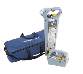 RADIODETECTION C.A.T4 and Genny4 Cable Avoidance Tool - IC-CAT4