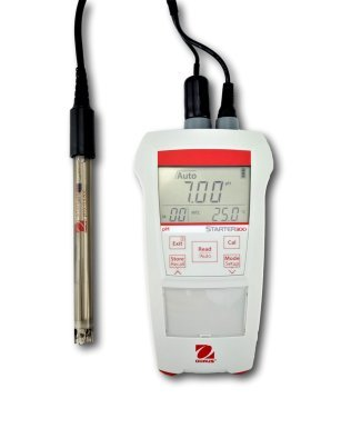 Starter 300 Portable pH Meter with probe (IC-ST320) - IC-ST300-G