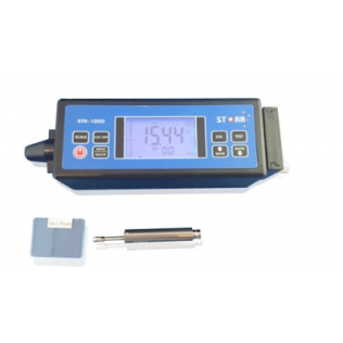 Surface Roughness Meter With Protruding Stylus