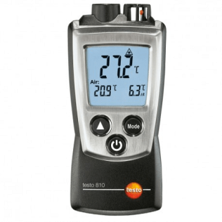 Testo 810 2in1 IR thermometer (Not suitable for human use) - IC-0560-0810