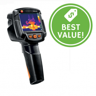 Testo 865 Thermal Imager (Not suitable for human use) - IC-0560 8650