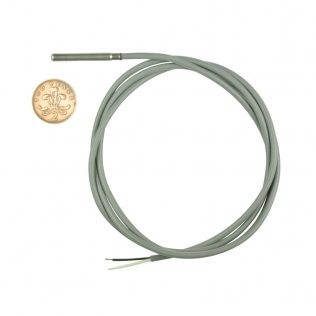 Thermistor, Stainless Probe, D3, 6 m Cable - IC-TSSP-1-001