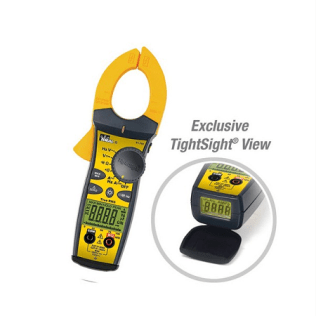 Tightsight Trms Clamp Meter 660Amp Ac/dc