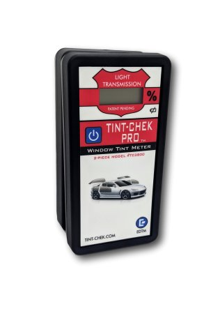 Tint-Chek Pro 2-Piece Window Tint Meter - IC-TC3800