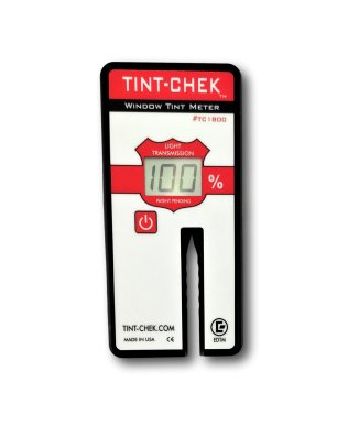 Tint-Chek Window Tint Meter - IC-TC1800