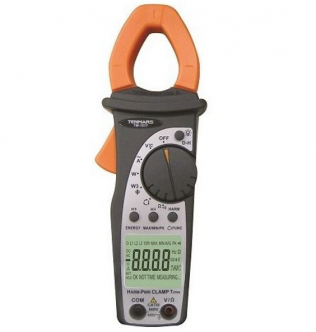 TM-1017 400A True-Rms Plus Phase Rotation Clamp Meter