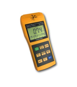 TM-192D 3-Axis EMF Meter with Data logger
