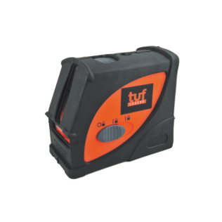 TUF Cross Line Laser LEVEL WITH PLUMB
