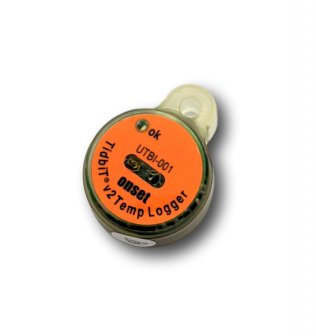 UTBI-001 - TidbiT v2 Temp Data Logger