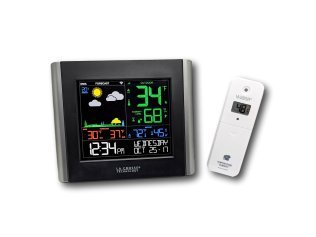 V10-TH Remote Monitoring WiFi Color Weather Station