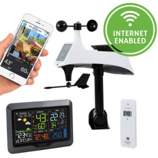 V40A-PRO Wireless WiFi Professional Weather Station