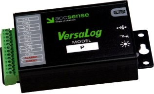 VERSALOG-P - 7 Channel Pulse Input Data Logger
