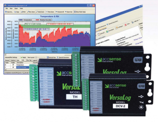 VERSALOG-SSV-1 - Siteview Data Loggers Software