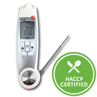 Waterproof Infrared & Probe Thermometer (Not suitable for human use) - IC-0560-1040