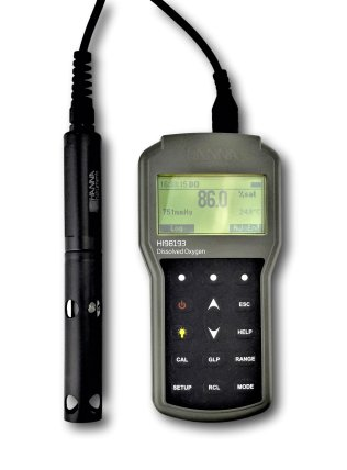 Waterproof Portable Dissolved Oxygen And Bod Meter