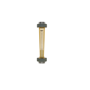 F-462 Polysulfone Series Flow Meters with 2-inch F/NPT Fittings