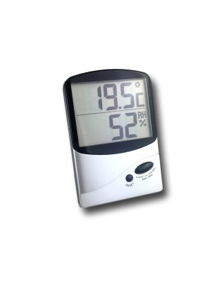 Thermometer & Hygrometer with Jumbo Display - IC7312
