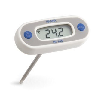 T-Shaped Celsius Thermometer (125mm) - HI145-00