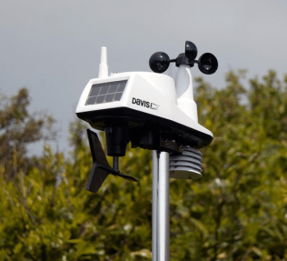 Vantage Vue Weather Station With Data Logger package