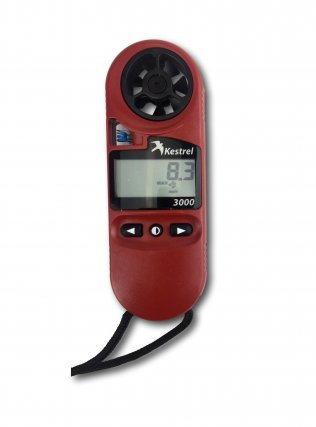 Waterproof Pocket Wind Meter - Kestrel-3000