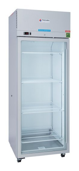 520 Litre, Fan Forced Premium Pharmacy Refrigerator with Digital Temp. Display with High/Low Alarm, and Data Logging