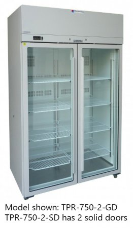 750 Litre, Fan Forced, Premium Pharmacy Refrigerator with Digital Temp. Display with High/Low Alarm, and Data Logging