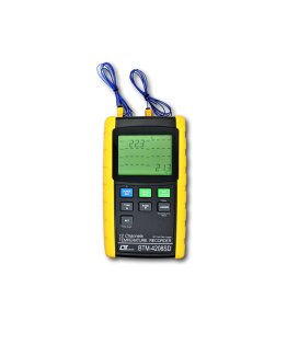 Thermocouple 12 Channel Logger, Universal, SD Card - BTM-4208SD