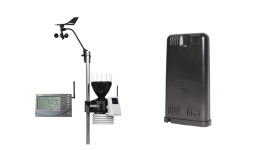 Weatherlink Live and Vantage Pro 2 With Standard Radiation Shield Package