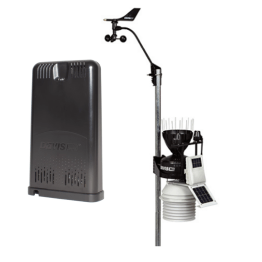 Weatherlink Live Weather Cloud Standard Wireless Vantage Pro2 ISS Plus Package. Includes UV & Solar Radiation Sensors with 24-Hour Fan-Aspirated Radiation Shield - IC-Weatherlinklive-6328AU